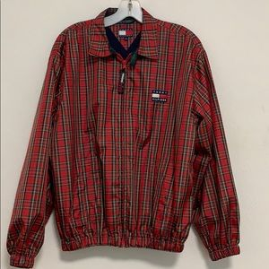 Tommy Hilfiger plaid jacket
